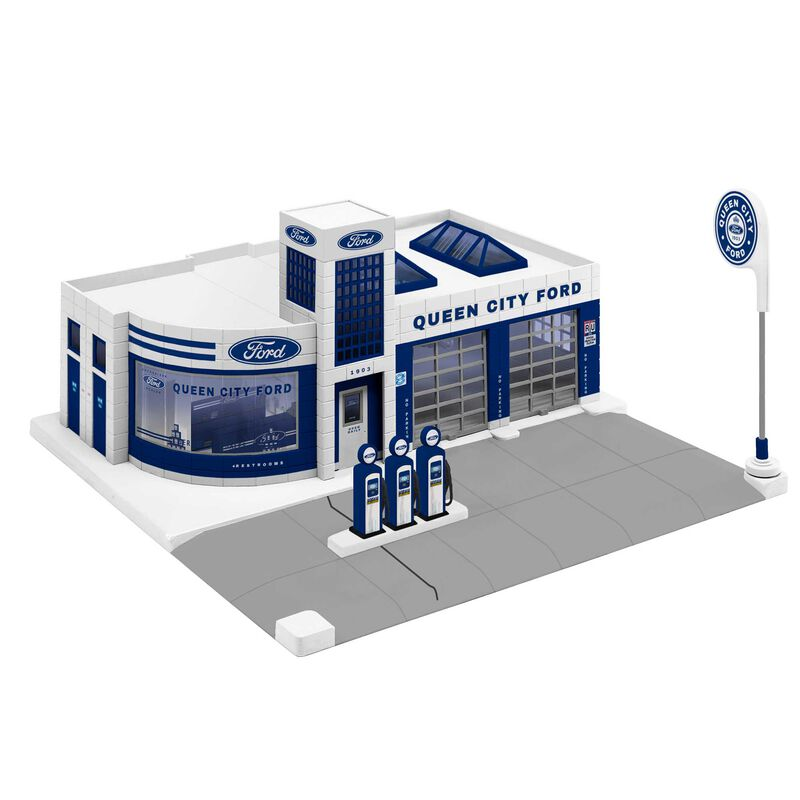 Ford, Service Station