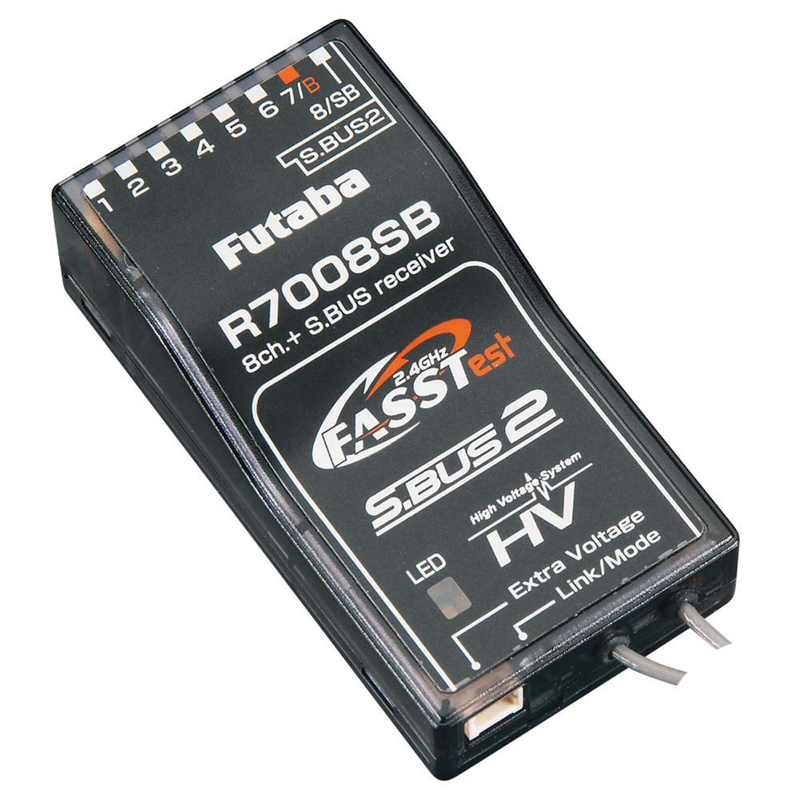 R7008SB S.Bus2 FASSTest Receiver 14SG 18MZ 18SZ