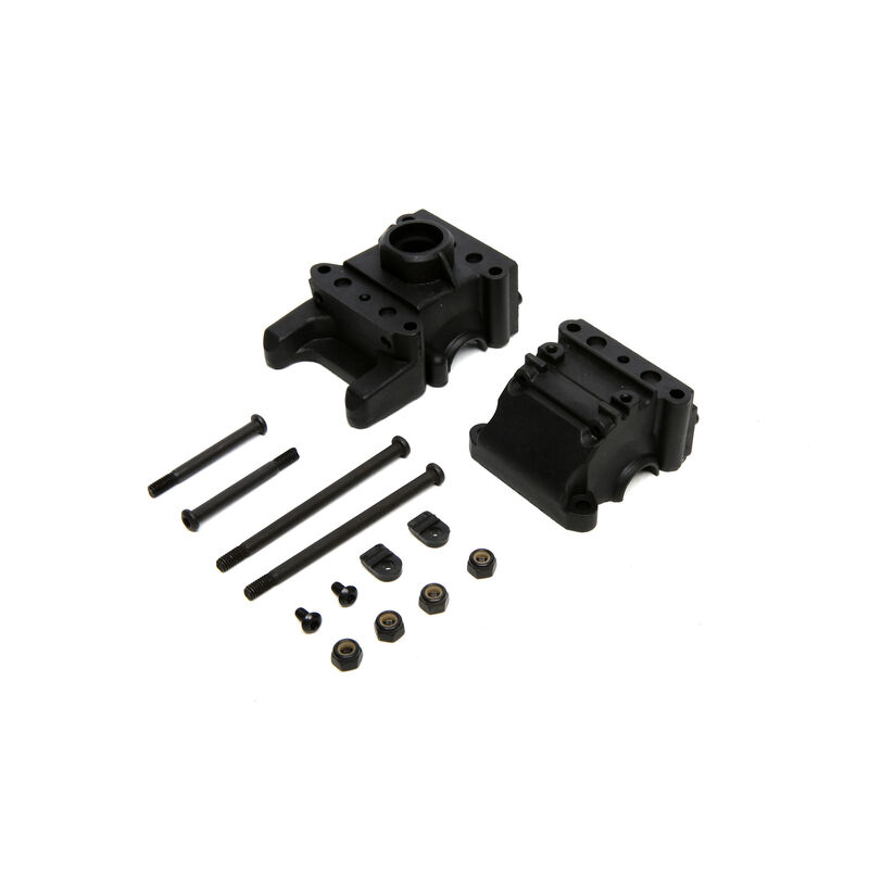 Front and Rear Gear Box: 1/8 Epidemic, 1/8 Muckraker