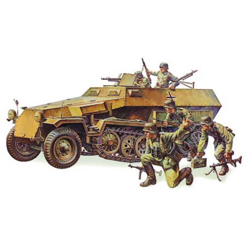 1/35 German Hanomag SdKfz