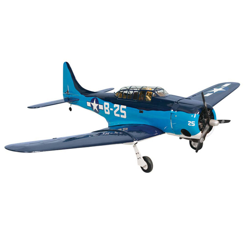 SBD Dauntless .46-.55 GP EP ARF 56.7""