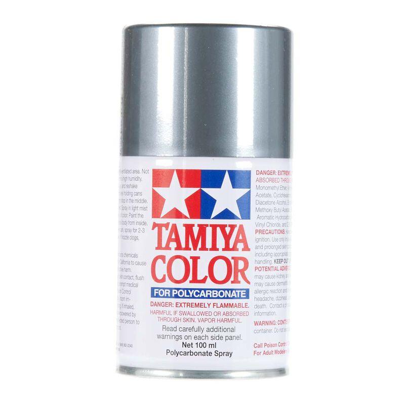 Polycarbonate PS-63 Bright Gun Metal, Spray 100 ml