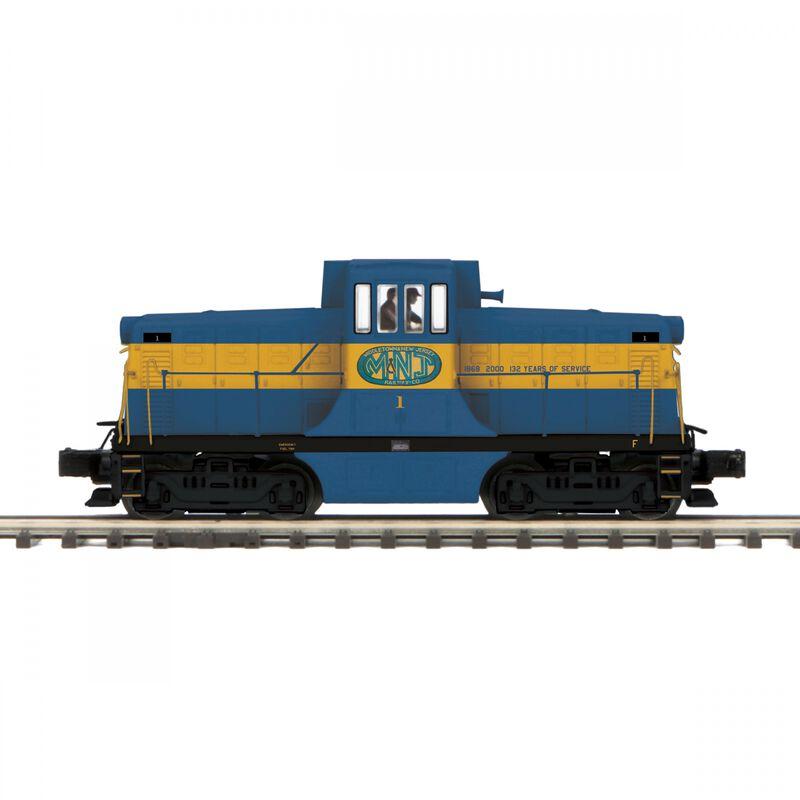 O Hi-Rail 44 Ton Ph3 PS3 Middletown & New Jersey#1