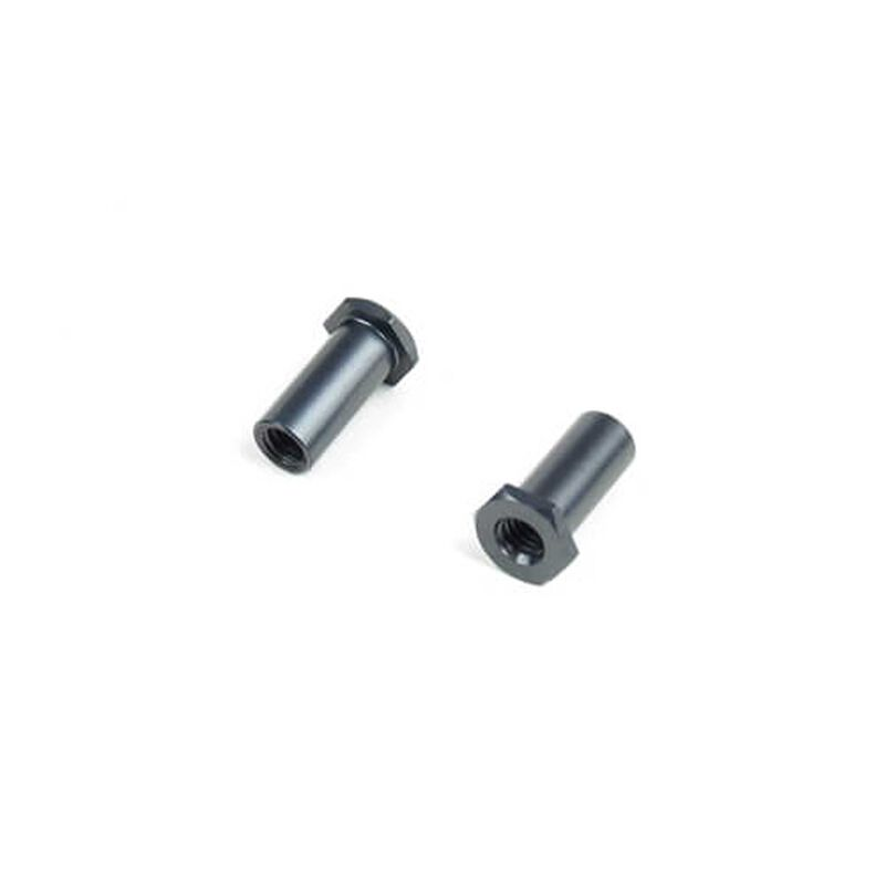 Steering Rack Bushings, Aluminum (2): EB410