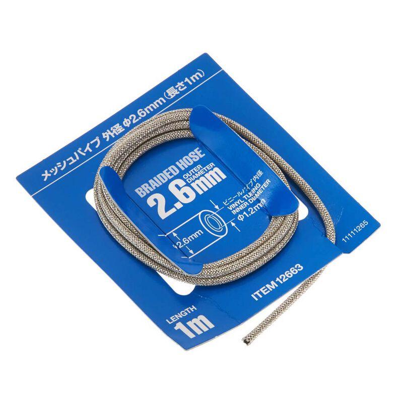 1 24 Braided Hose 2.6mm