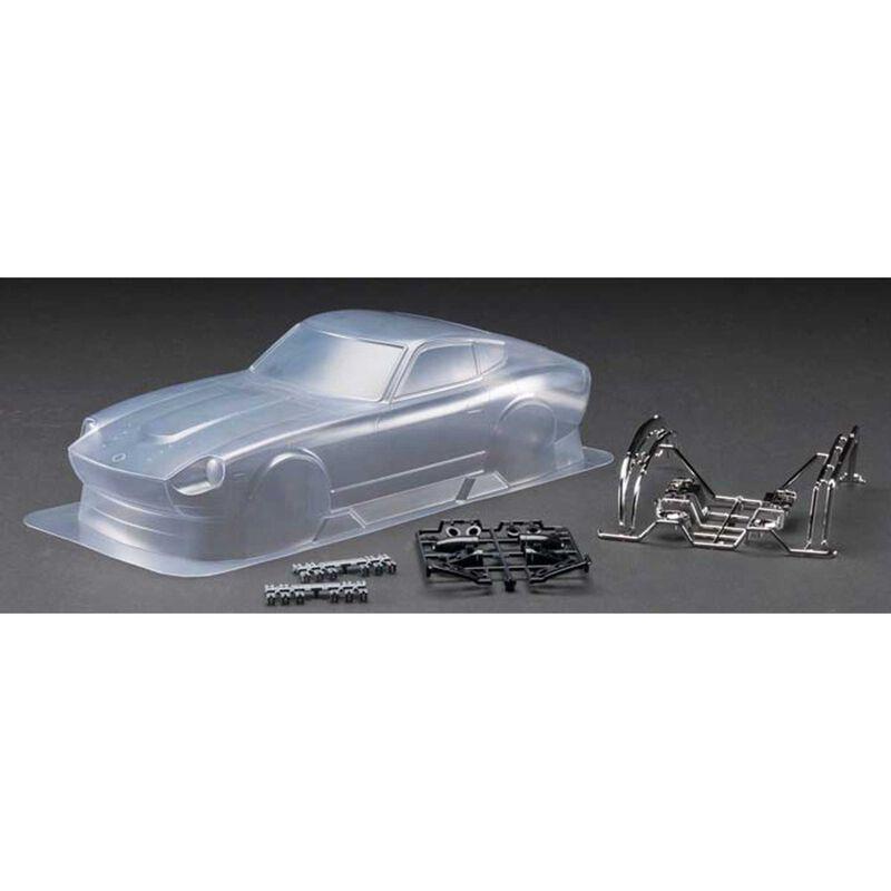 Body Parts Set: Datsun 240Z Rally