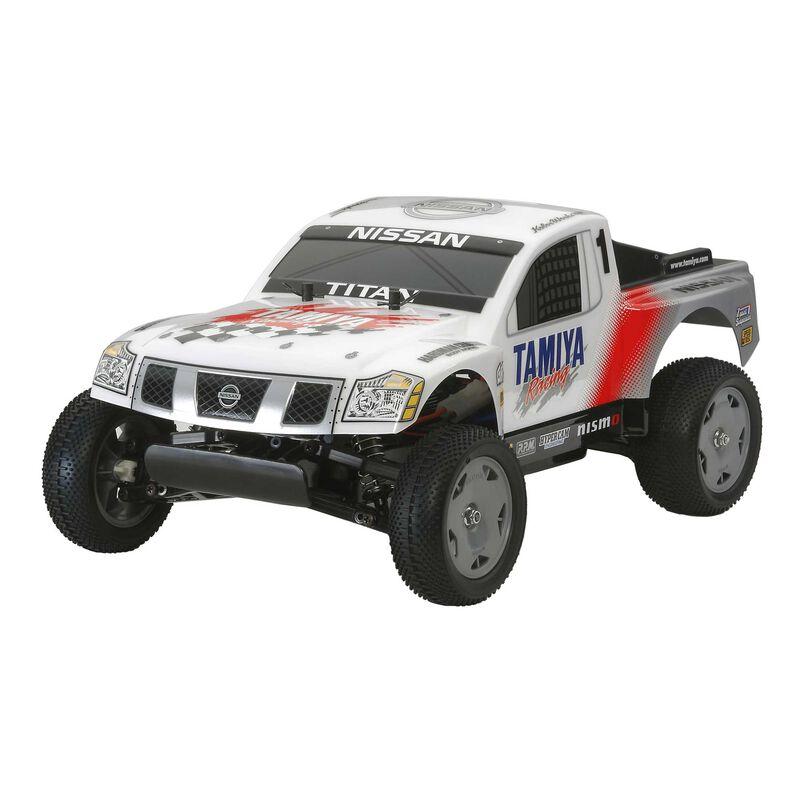1/12 Nissan Titan 2WD Off Road Racing Truck Kit