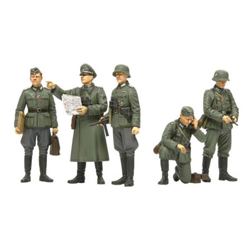1/35 German Field Commander Set (ICM)