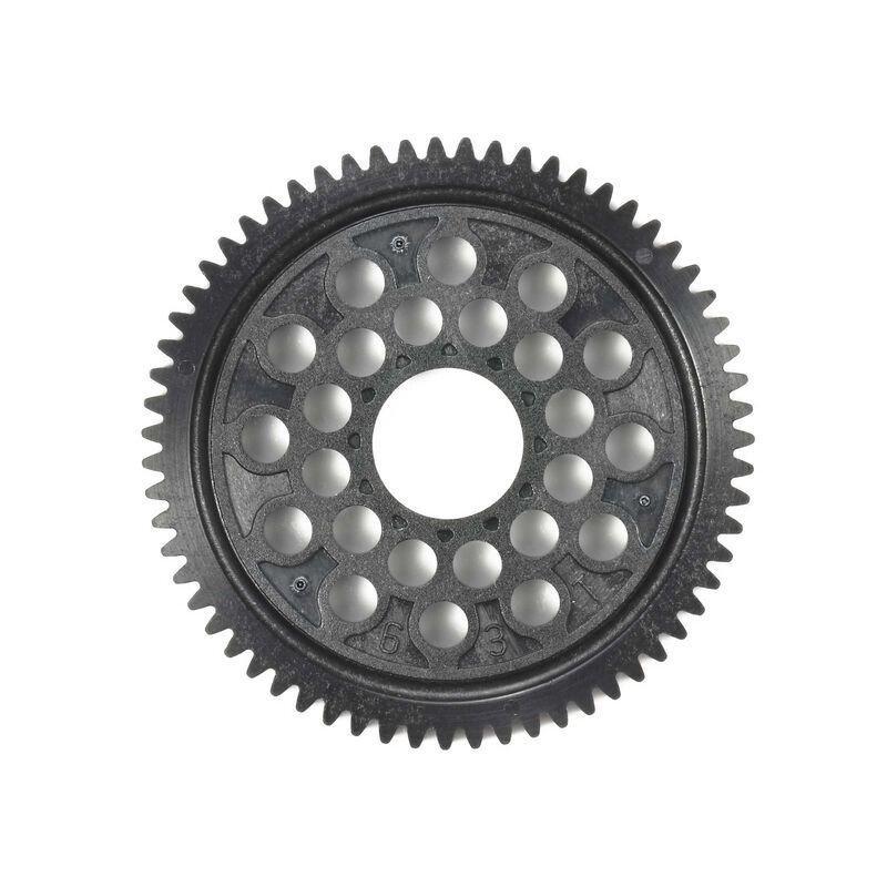 06 Module Spur Gear 63T: TB-05 PRO
