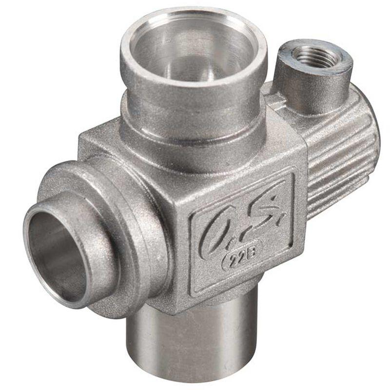 Carburetor Body: 22B, 21XR-B