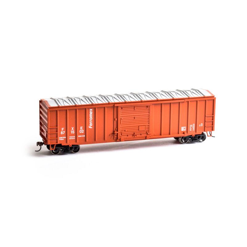 HO 50' ACF Outside Post Box Ferromex #871502