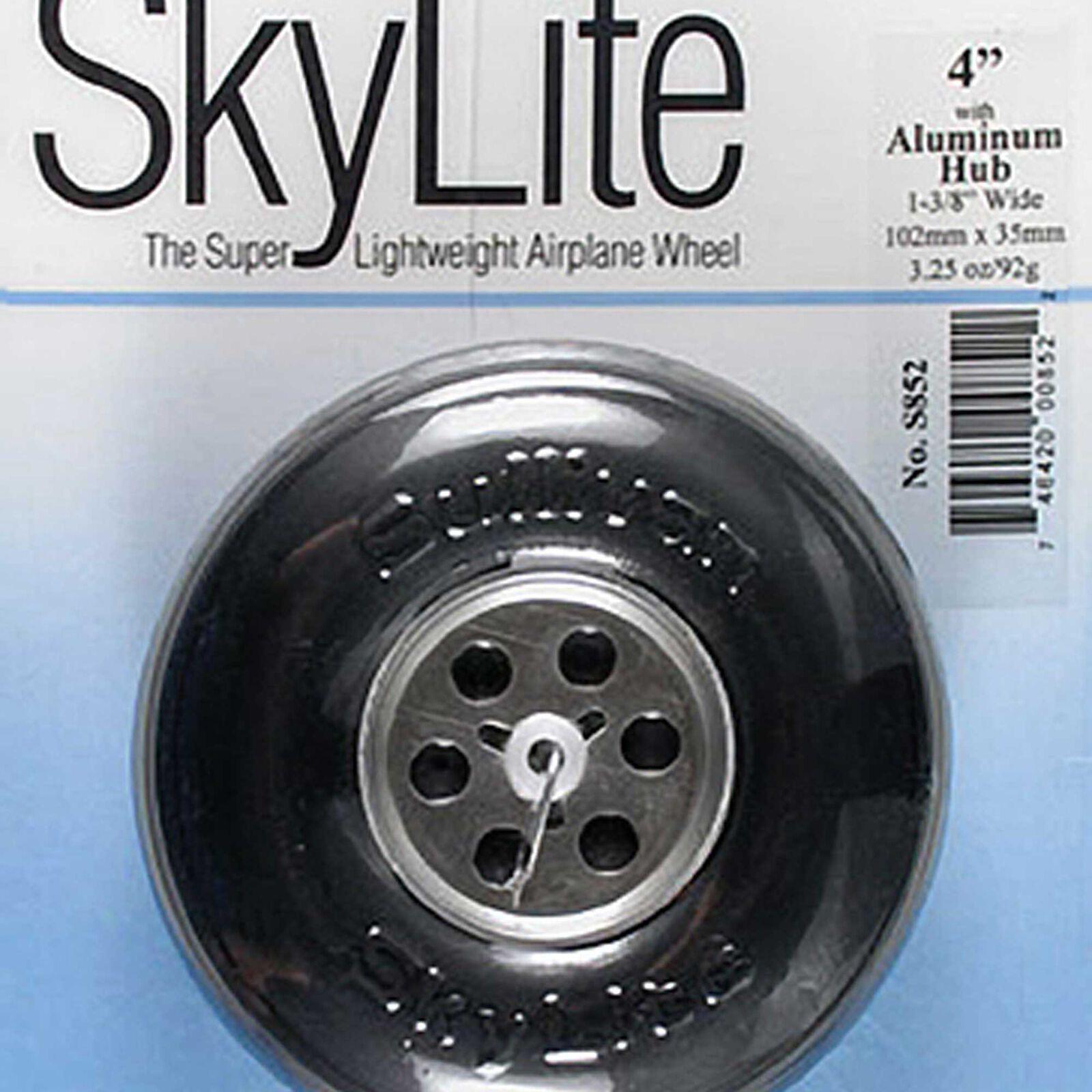 "Sky Wheel with Aluminum Hub, 4"""
