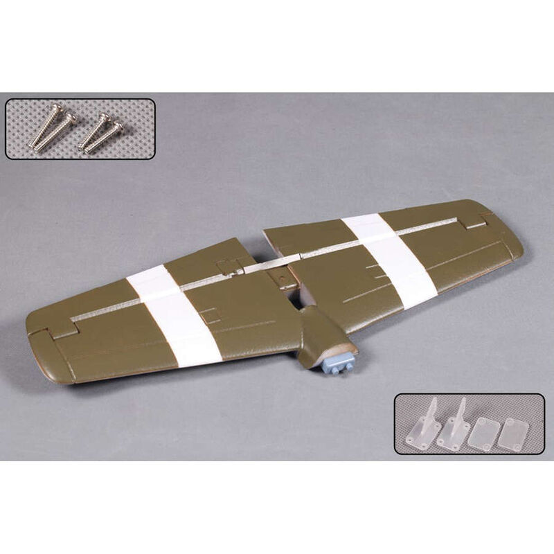 Horizontal Stabilizer  P51B Dallas 1400mm