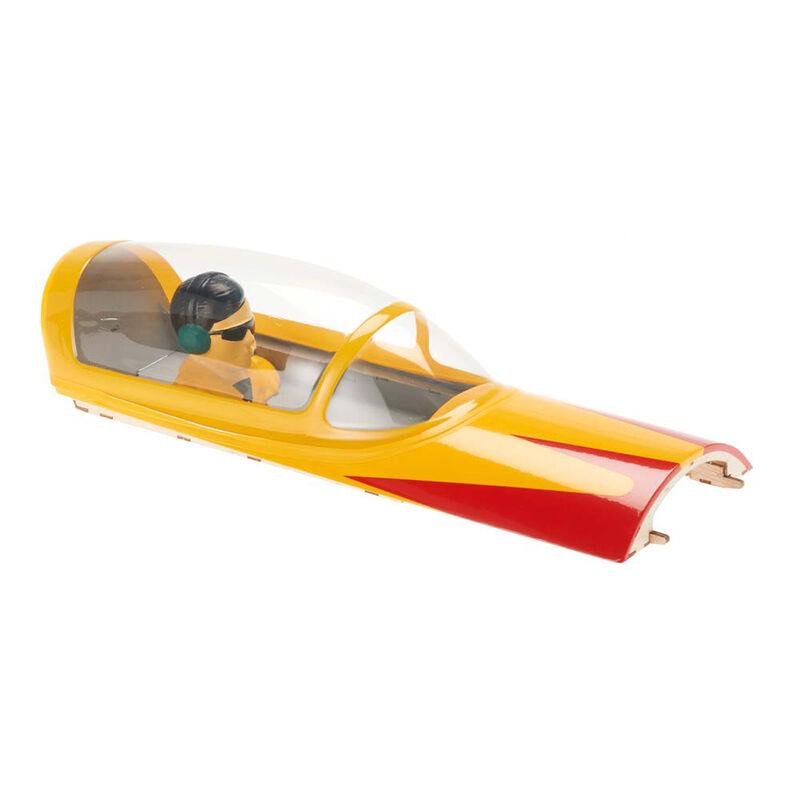 Canopy Top Hatch Radial Rocket .46-.55 GP
