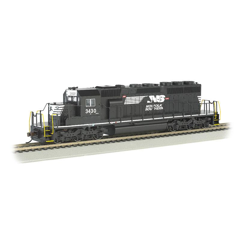 HO SD40-2 w DCC & Sound Value NS