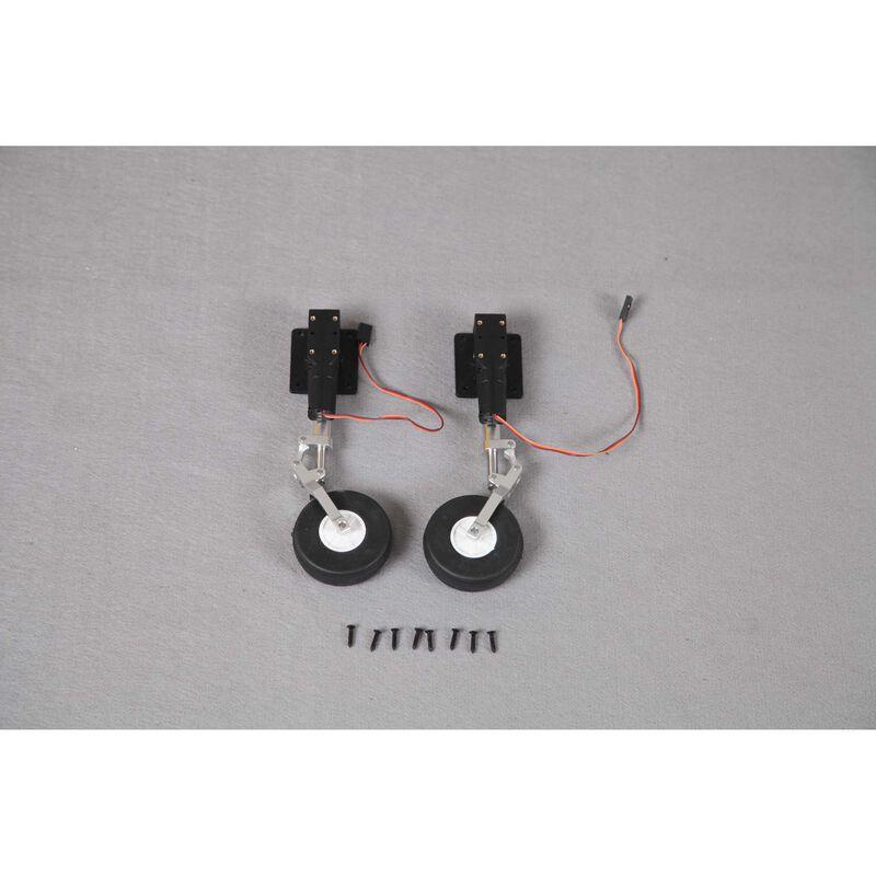 Main Landing Gear System: Futura V2 80mm EDF
