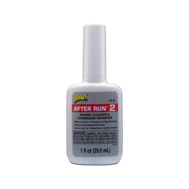 After Run 2 Engine Cleaner and Corrosion Inhibitor, 1 oz