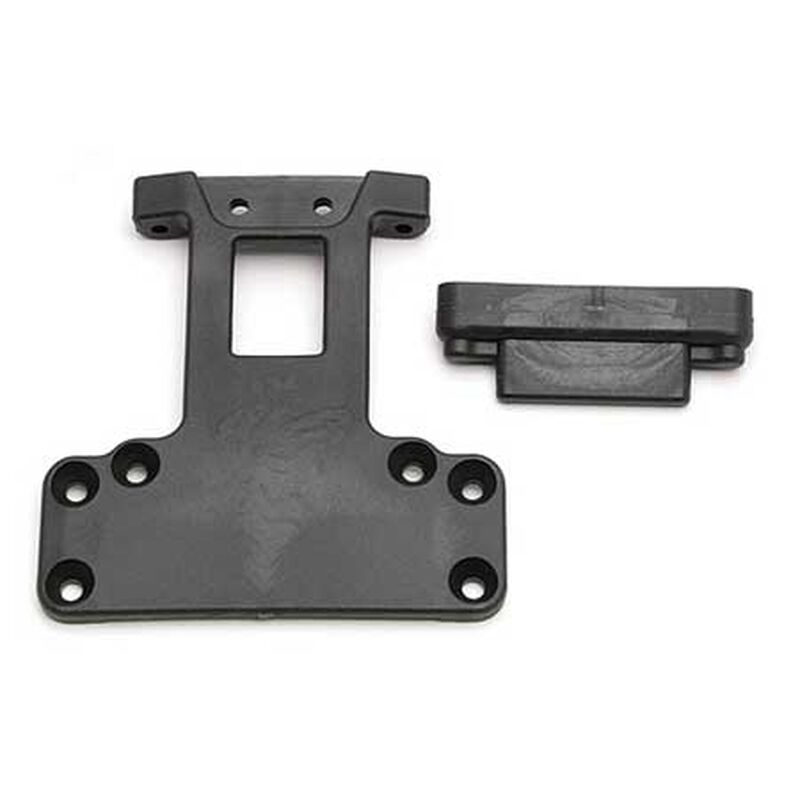 Arm Mount/Chassis Plate: SC10
