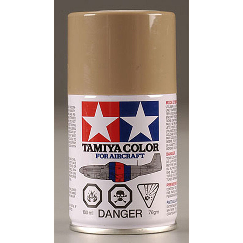 Aircraft Spray Paint AS-15 Tan (USAF) 100ml