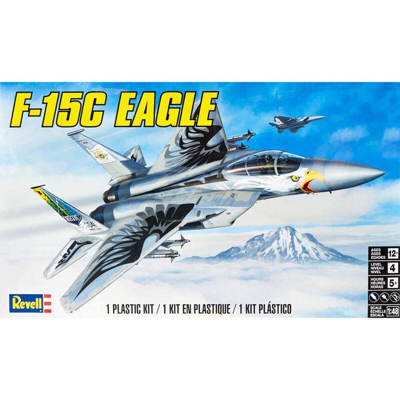 1 48 F-15C Eagle