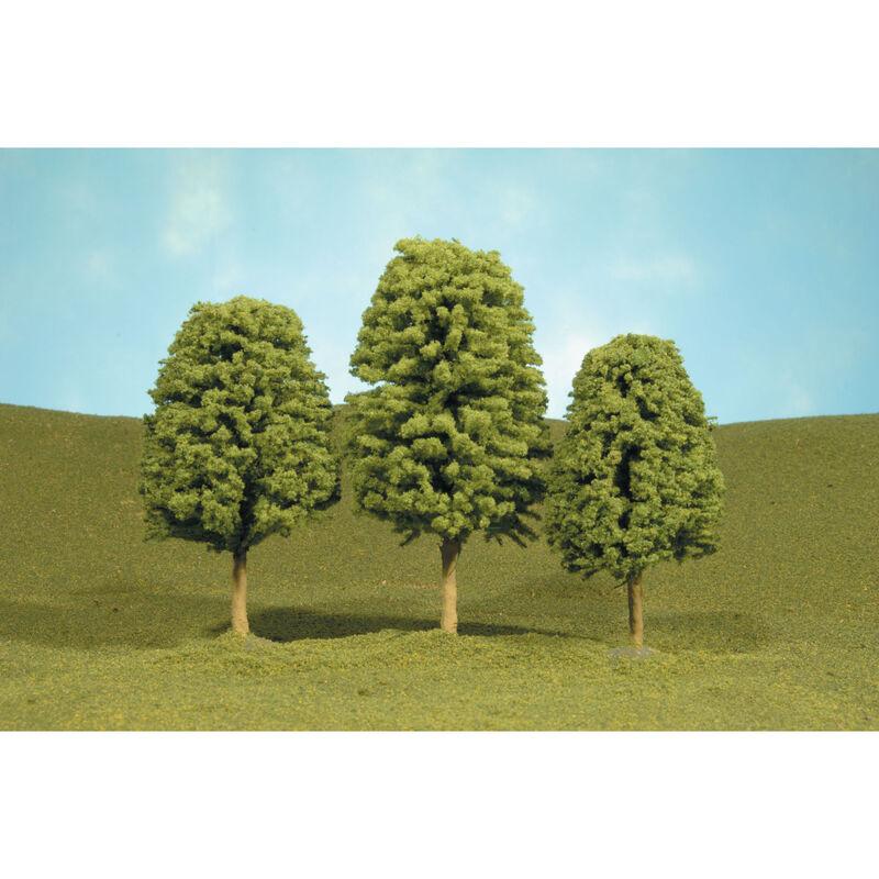 "Scenescapes Deciduous Trees, 3-4"" (3)"