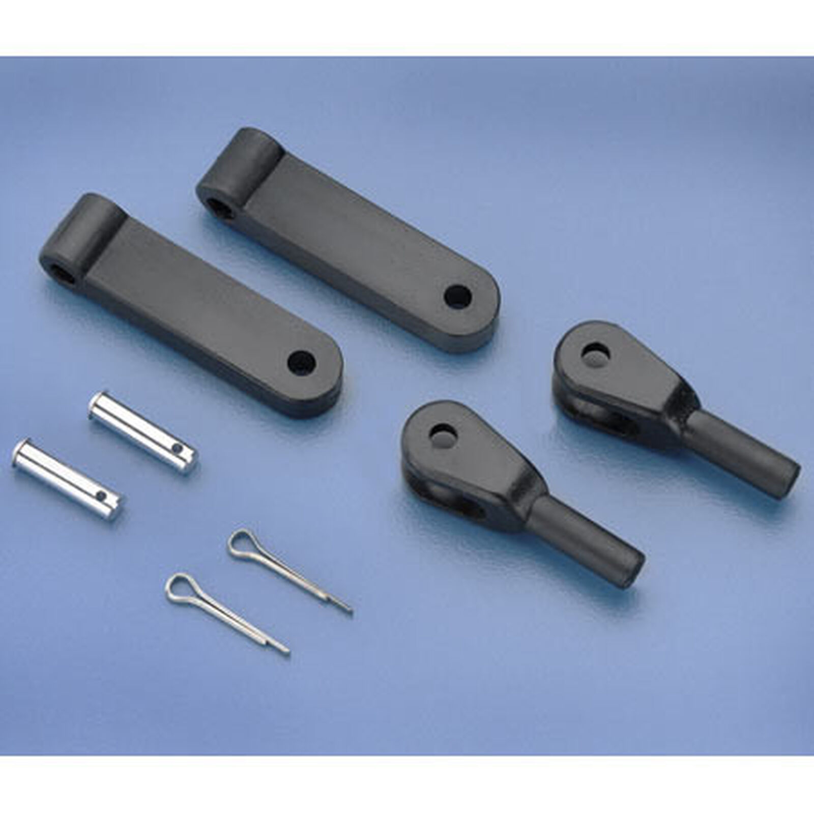 Heavy-Duty Control Arms & Clevises, .91+ (2)