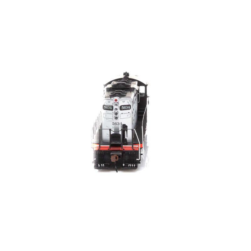 HO GP9 w DCC & Sound SP Black Widow #5634