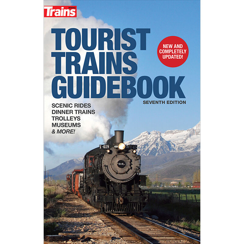 Tourist Trains Guidebook 7th Edition