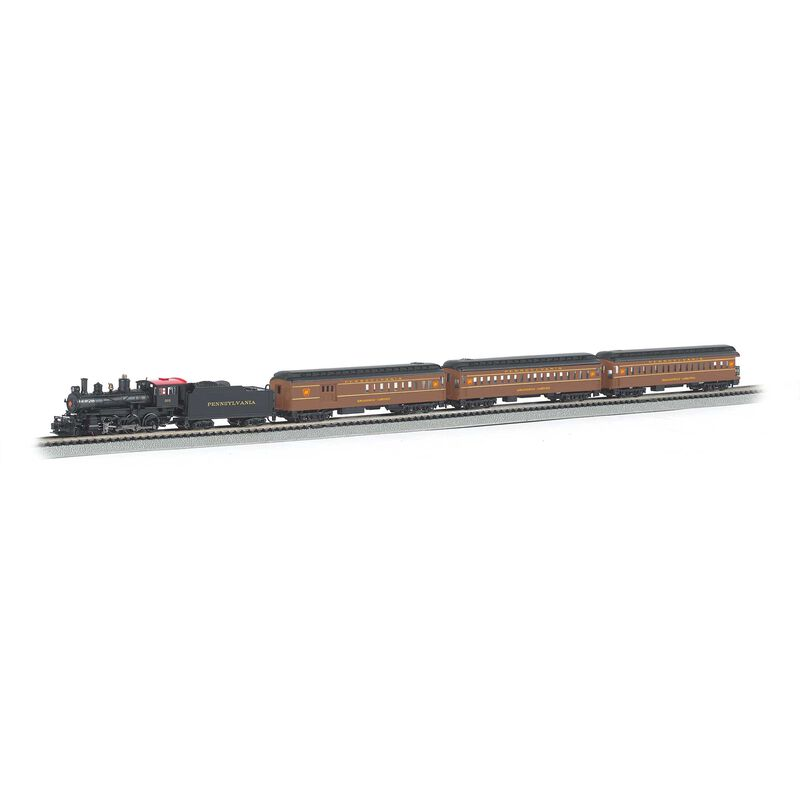 N The Broadway Limited Train Set