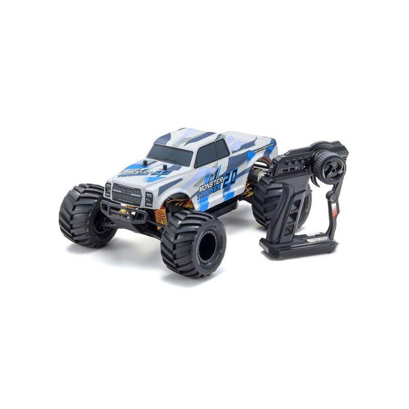 MONSTER TRACKER 2.0 Blue