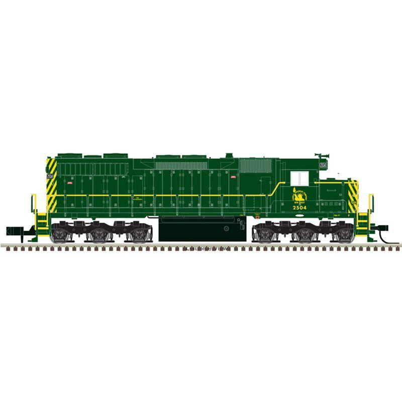 HO SD35 CNJ #2505