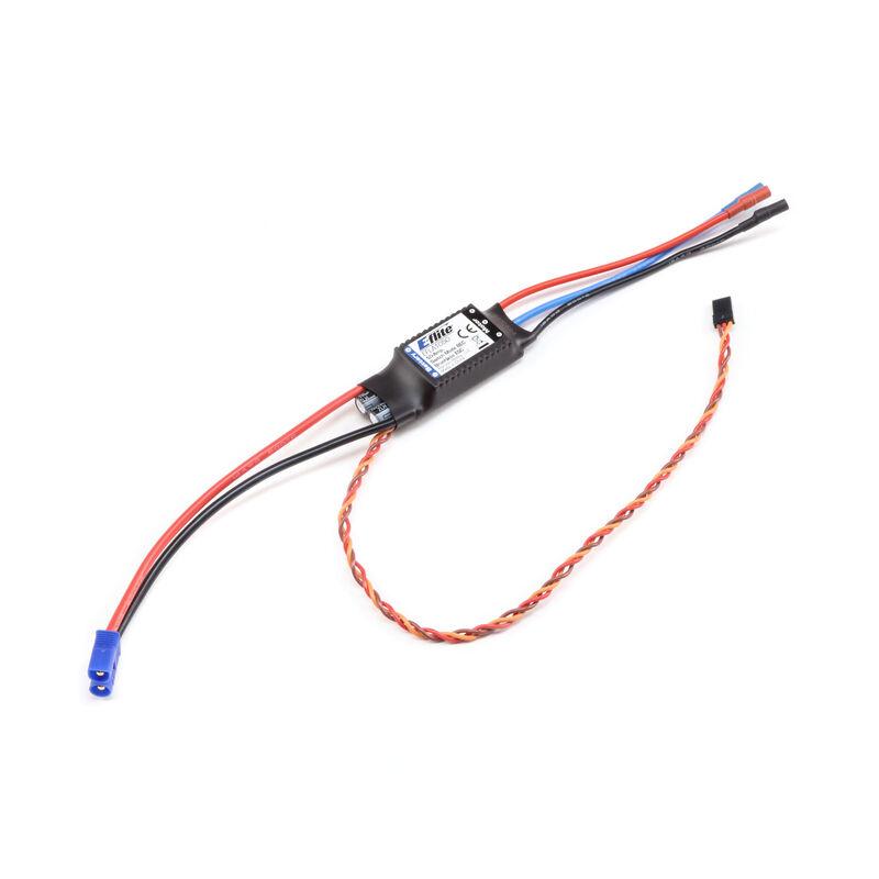 50-Amp Switch-Mode BEC Brushless ESC: EC3