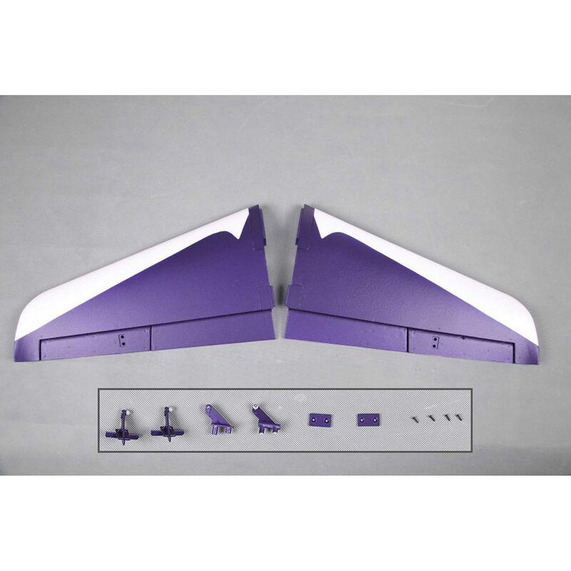 Main Wing Set: Futura 1060mm Purple