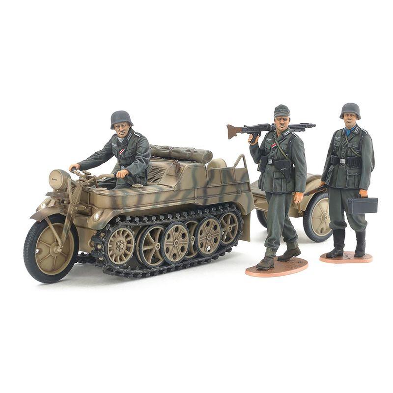 1/35 German Sd.Kfz.2 Kettenkraftrad