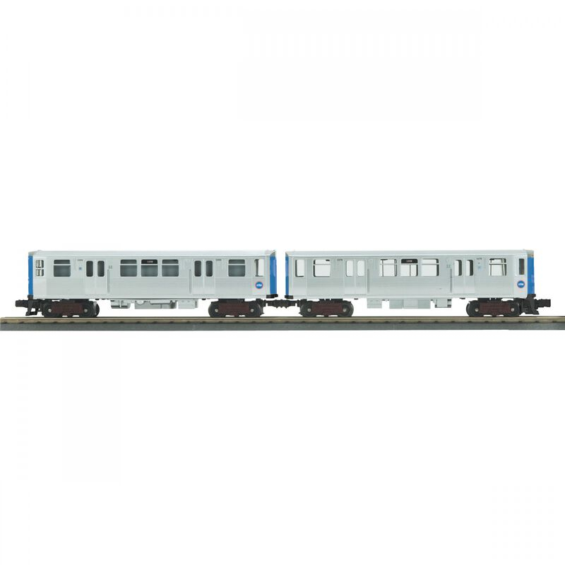 O-27 3200 Subway Dummy CTA Silver (2)