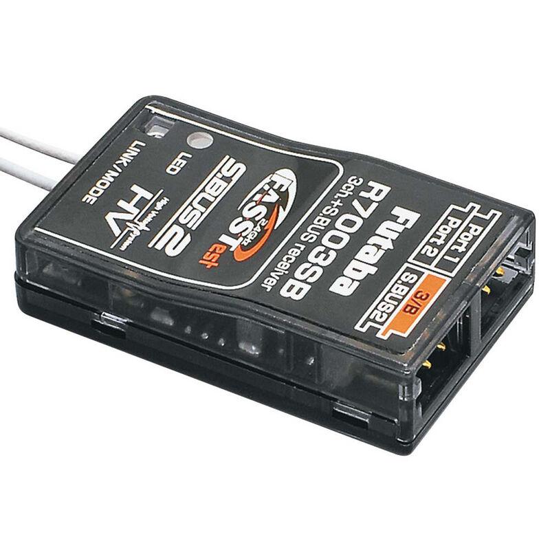 R7003SB S.Bus2 FASSTest Telemetry Receiver