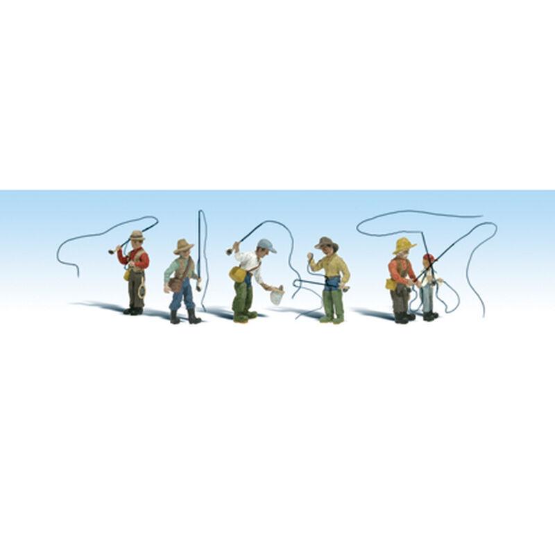 HO Fly Fishermen