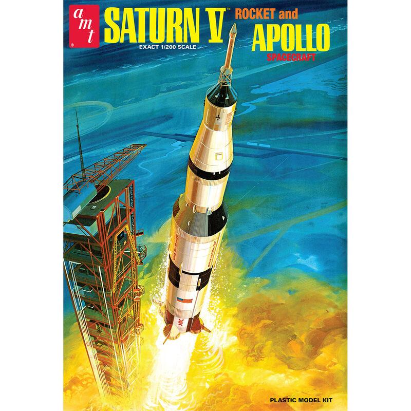 1/200 Saturn V Rocket