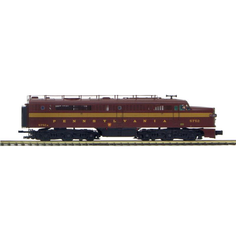 O Hi-Rail PA A w  PS3 PRR #68