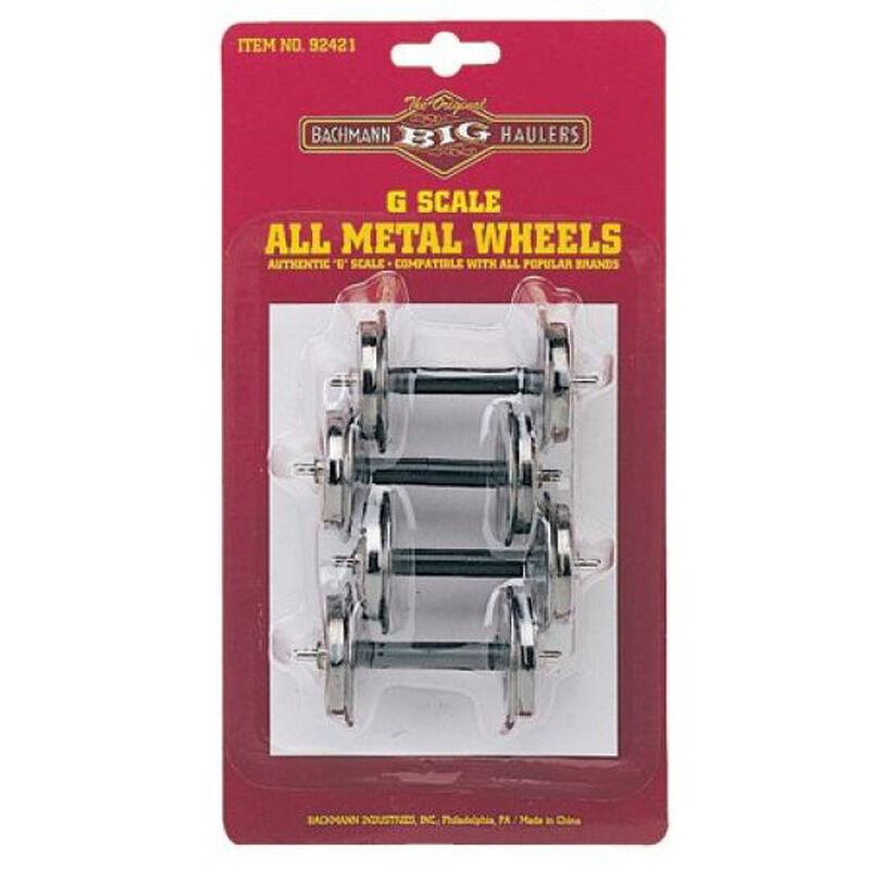 G Metal Wheel Set, 31.0 mm (4)