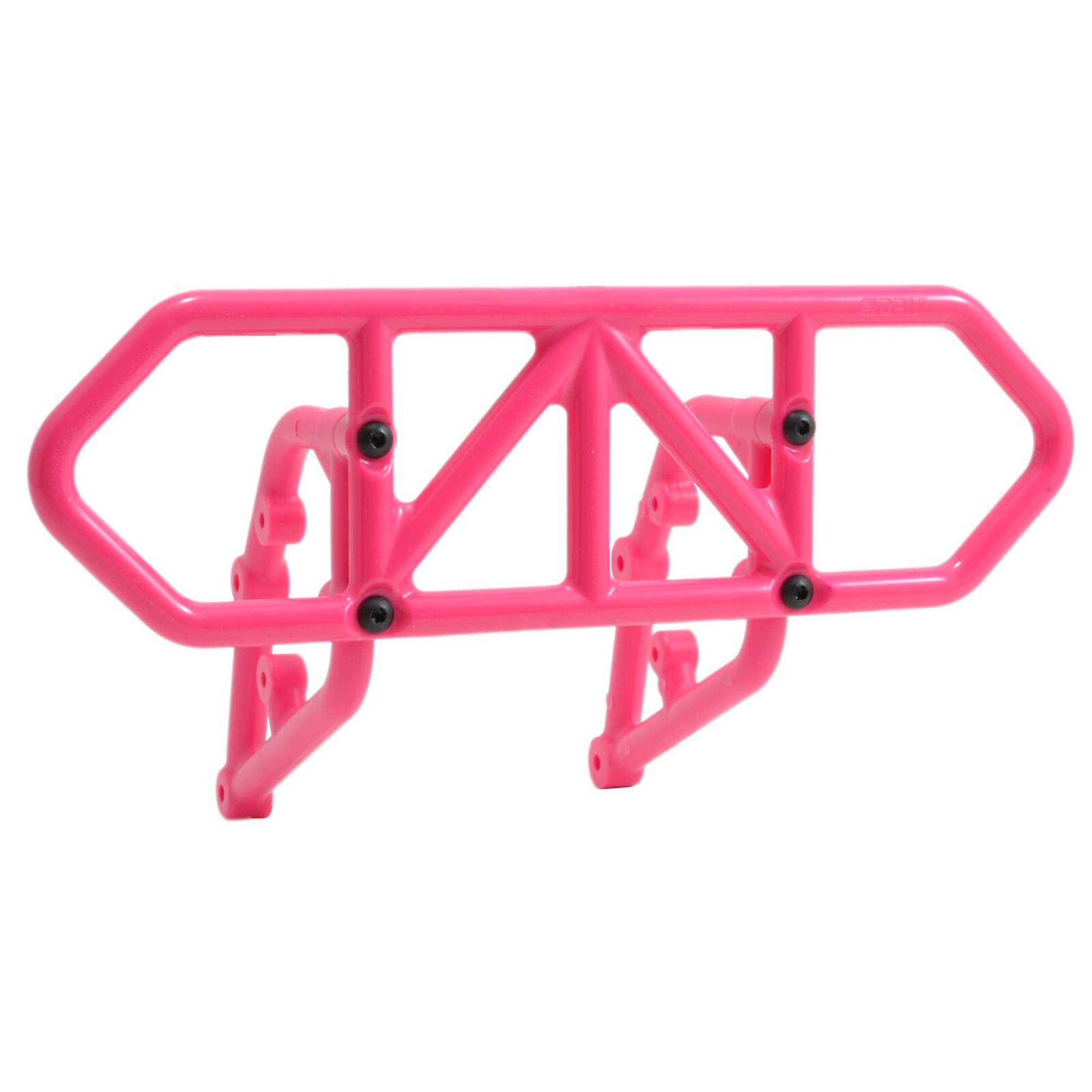 Rear Bumper Pink: Slash 2WD
