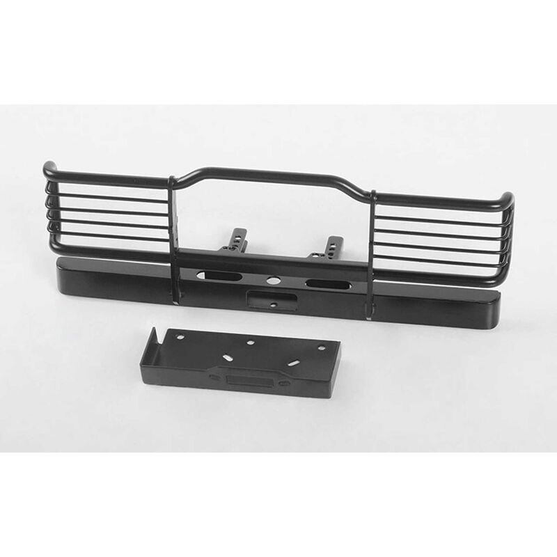 Camel Bumper with Winch Mount: Traxxas TRX-4 Land Rover Defender