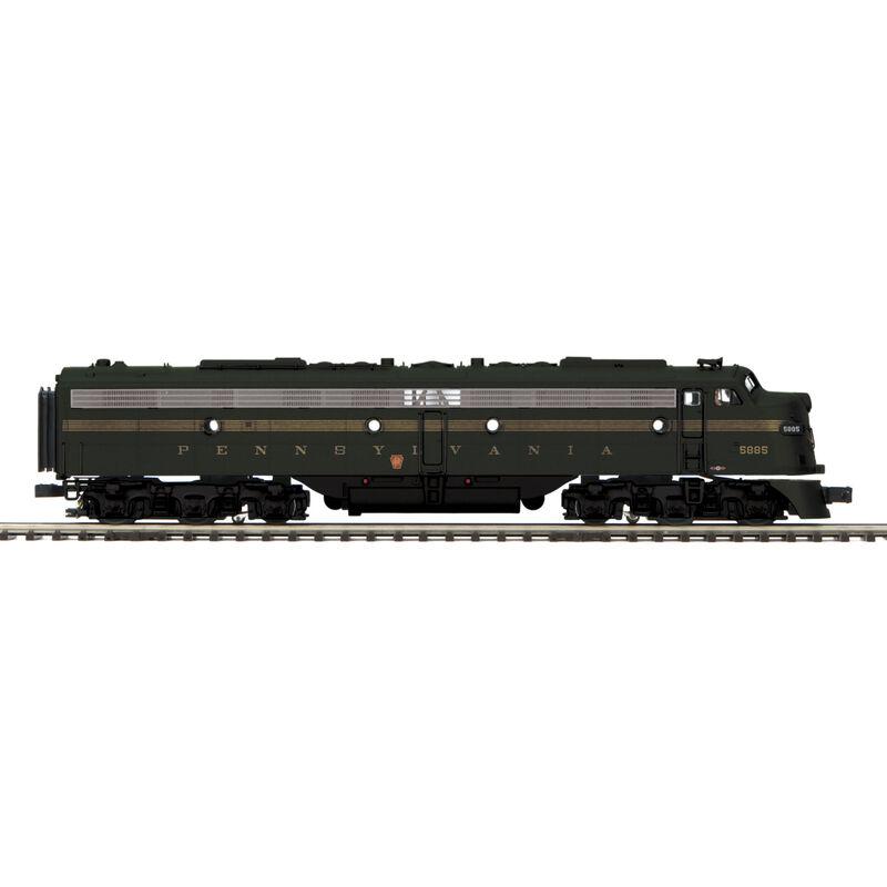 O Hi-Rail E8A w PS3 PRR #5885