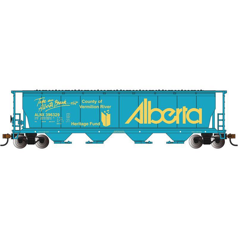 N 4Bay Cylindrical Hopper Alberta Vermillion River