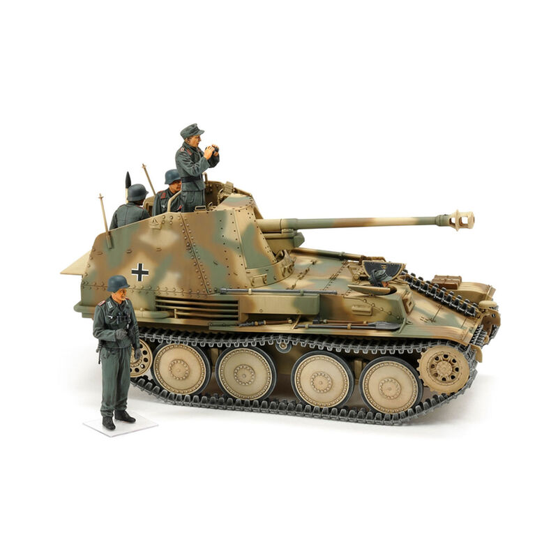 1/35 German Tank, Marder III M Normandy Front
