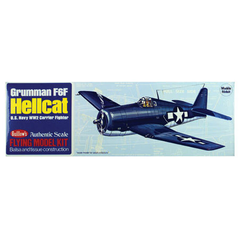 """Grumman F6F Hellcat Kit, 16.5"""""""