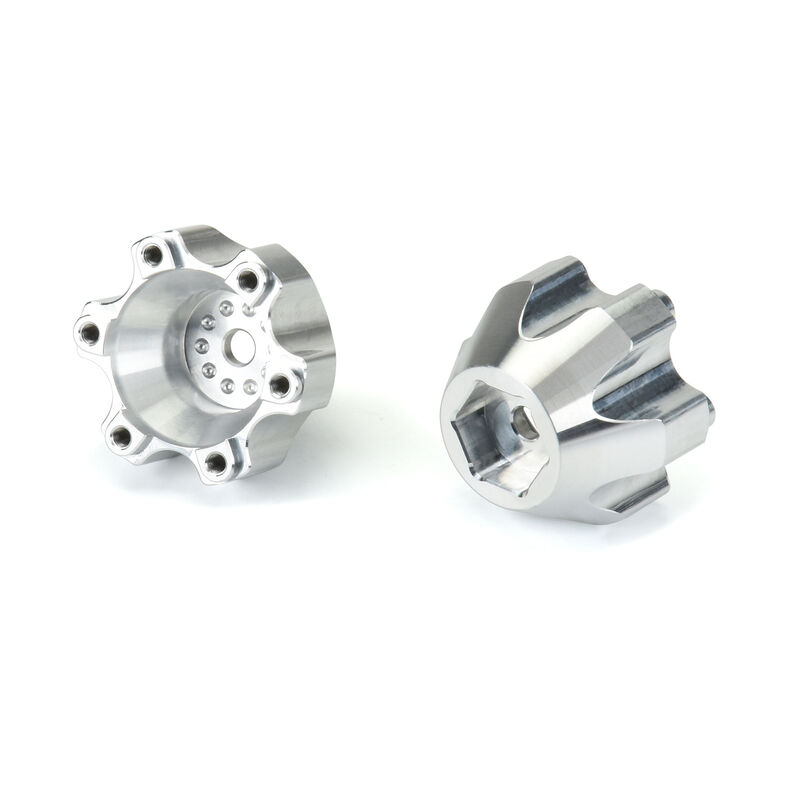 6x30 to 14mm Aluminum Hex Adapters