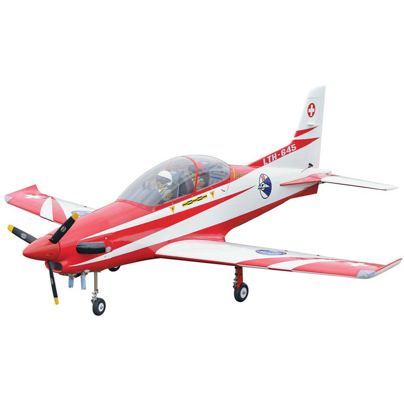 PC-21 Pilatus Mk2 GP EP Gas ARF 69.7""