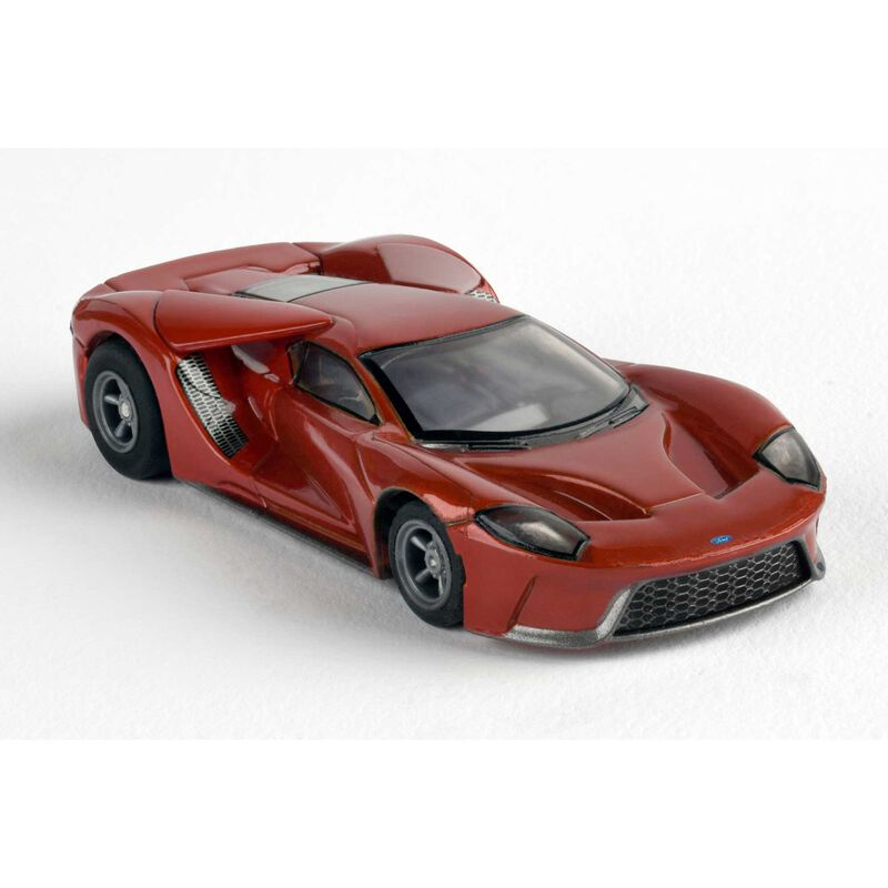 Ford GT - Liquid Red