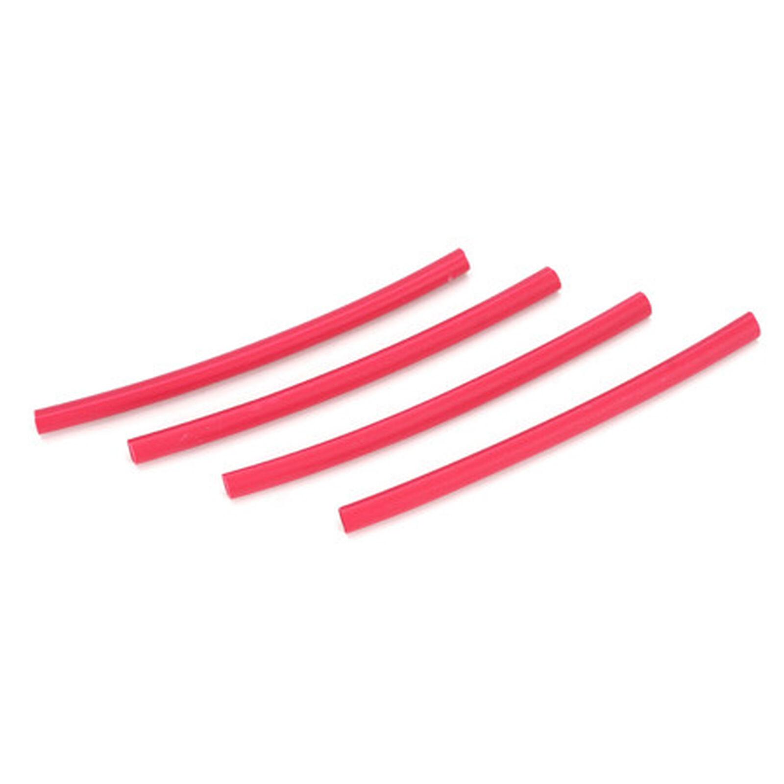 """Heat Shrinkwrap, 1/8"""", Red"""